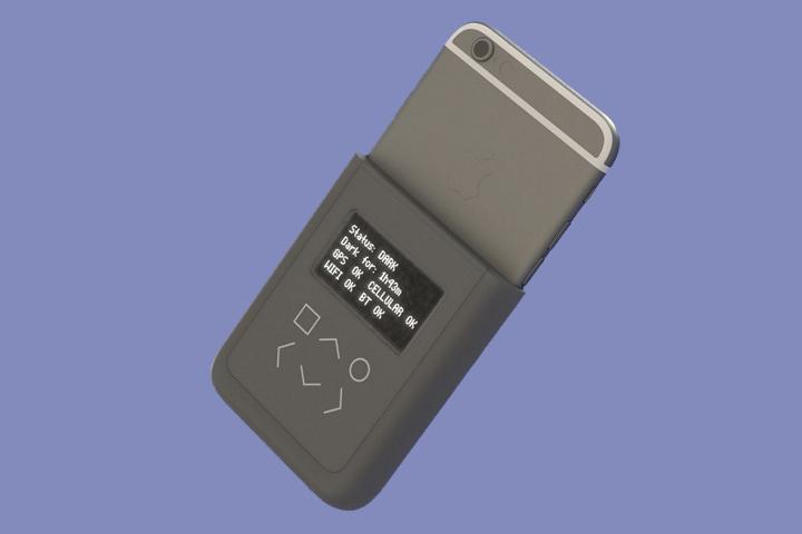 Сноуден разрабатывает блокирующий слежку чехол для смартфонов