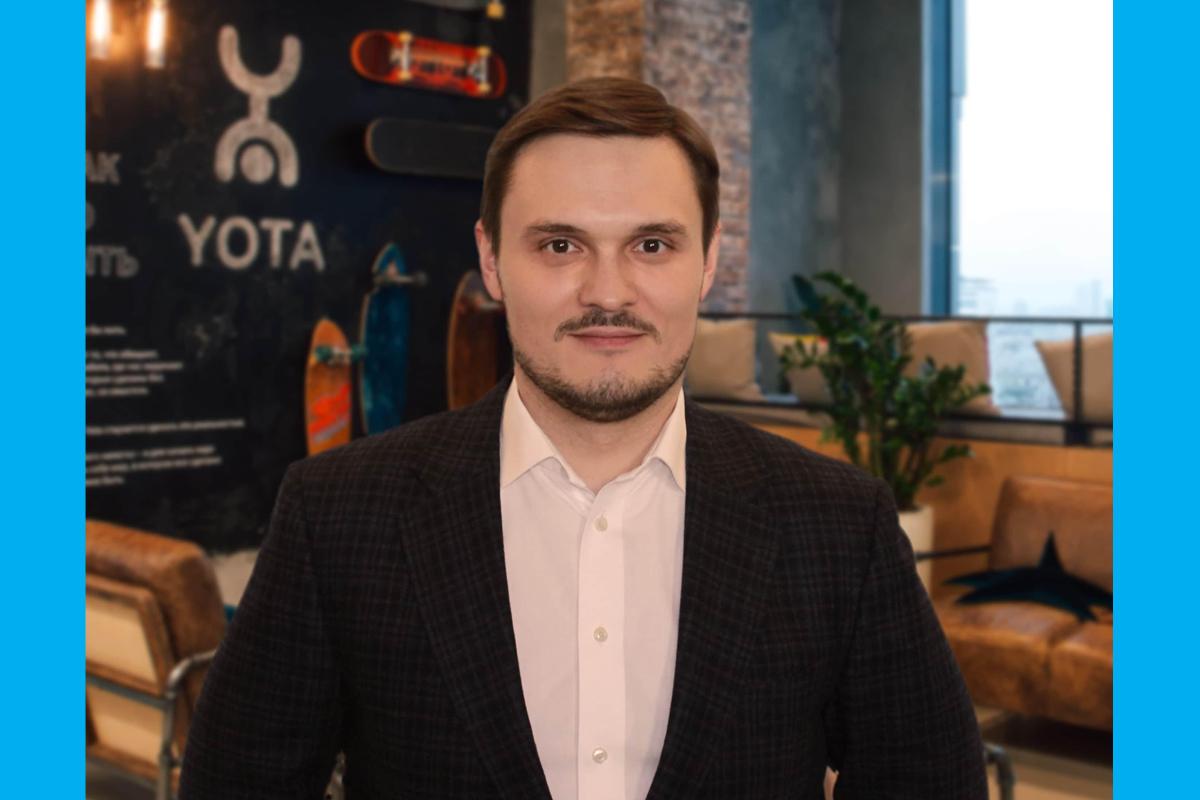 МегаФон меняет генерального директора в Yota