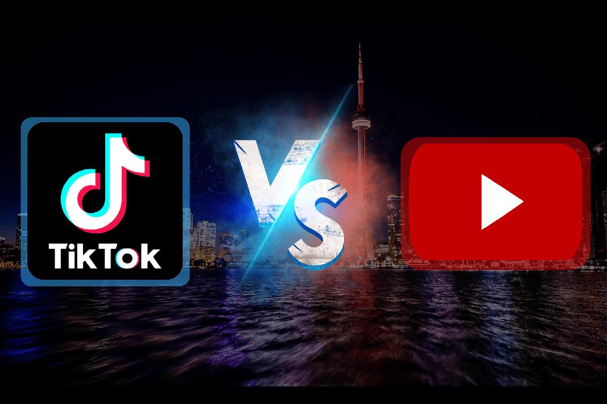 YouTube отбирает хлеб у TikTok