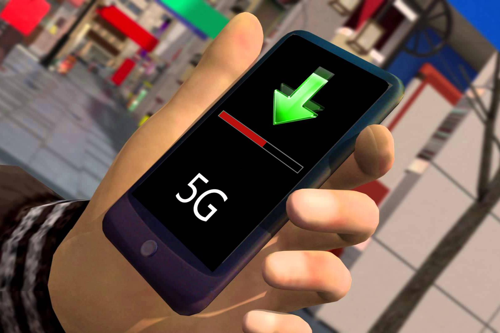 Кто быстрее в 5G «МегаФон» или МТС?