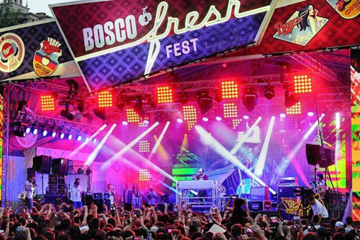 Любители музыкальных фестивалей предпочитают Instagram и WhatsApp