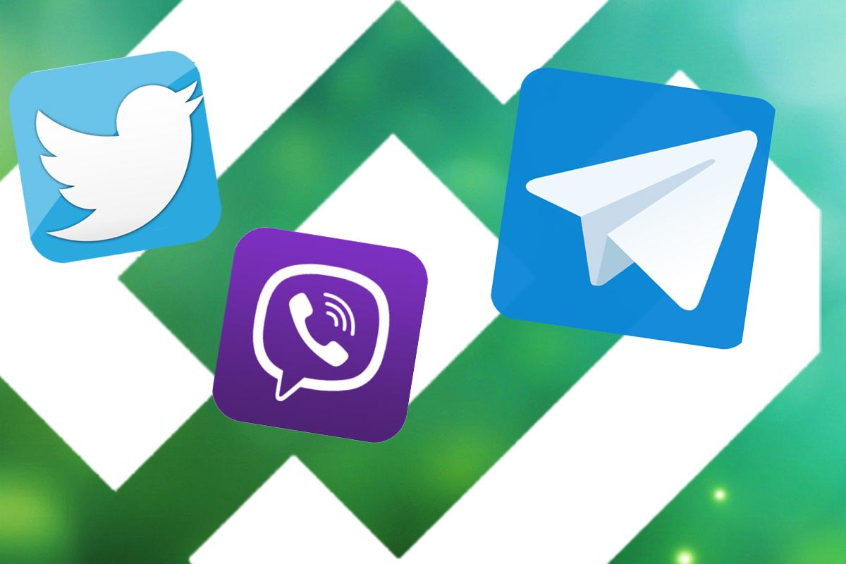 Twitter, Viber, кто еще пострадает от борьбы Роскомнадзора с Telegram?