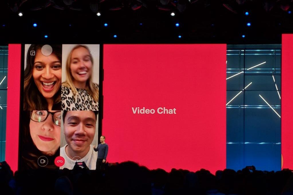В Instagram появились видеочаты на четверых участников