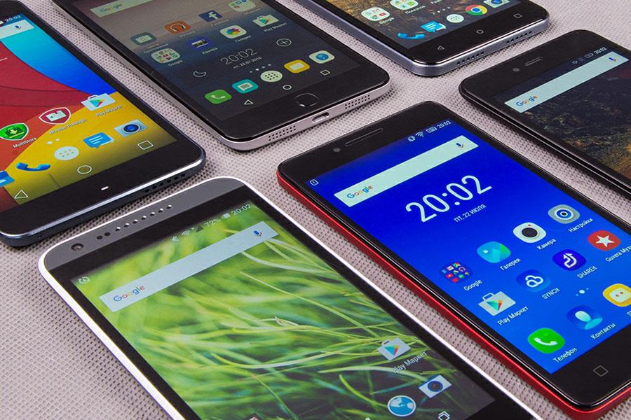 Мировые поставки смартфонов в первом квартале 2021 г. выросли на четверть
