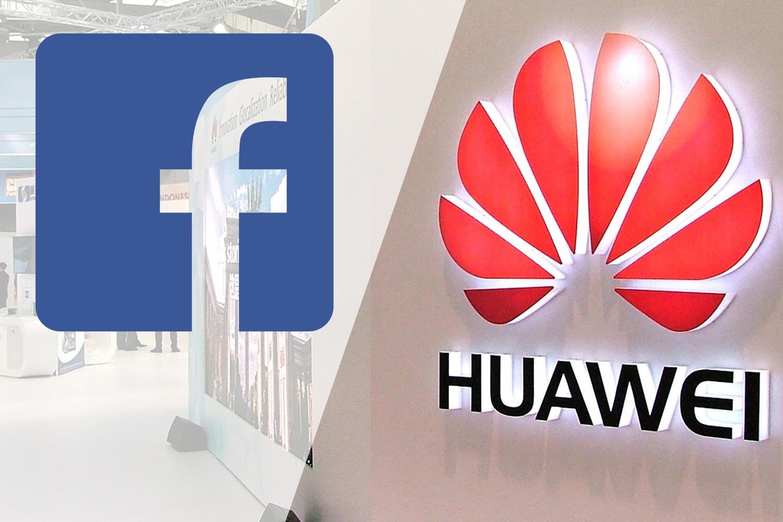 Приложений от Facebook больше не будет в смартфонах Huawei