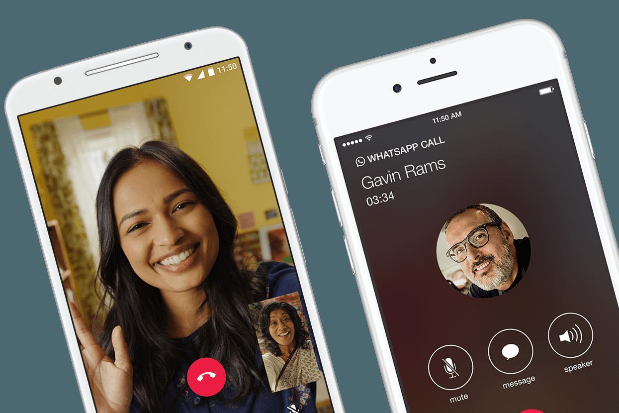 WhatsApp запускает групповые звонки и платные стикеры
