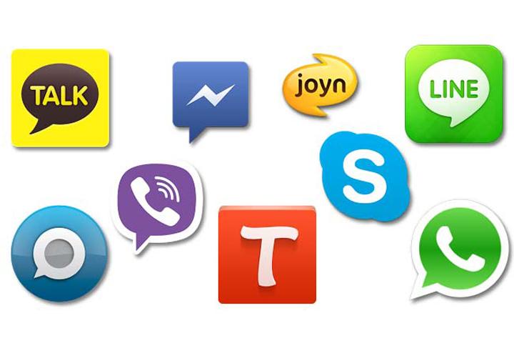 Мессенджеры могут привязать к операторам сотовой связи