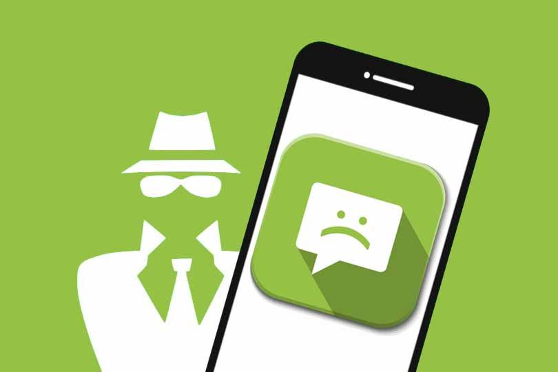 Девять из десяти SMS-сообщений могут перехватить хакеры