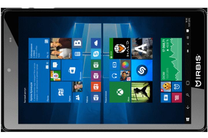Доступный планшет на Windows 10 поступит в продажу эксклюзивно в салоны связи «МегаФона»