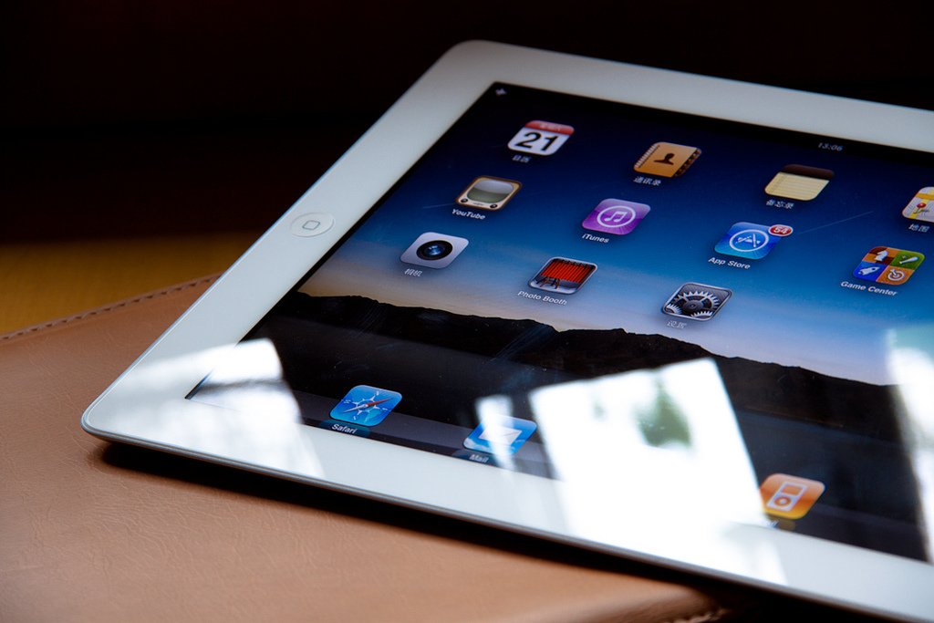 Рынок планшетов продолжил свободное падение