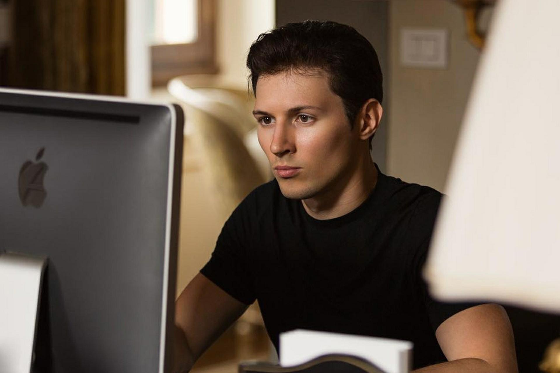 Павел Дуров начнет монетизировать Telegram в следующем году