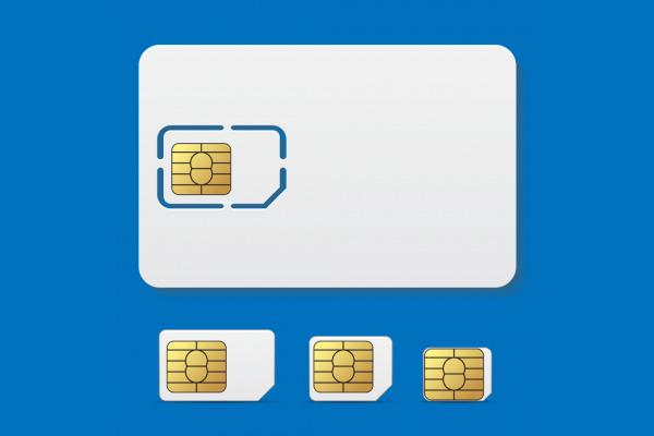 Форматы и размеры SIM-карт — что нужно знать?