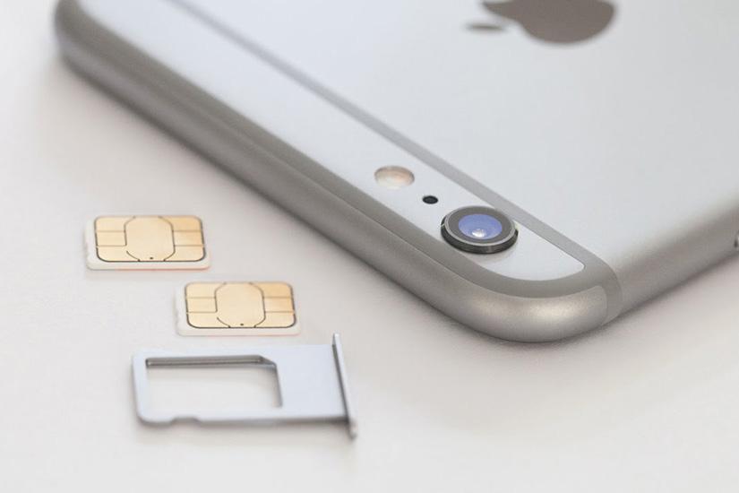 Новые iPhone получат поддержку двух SIM-карт