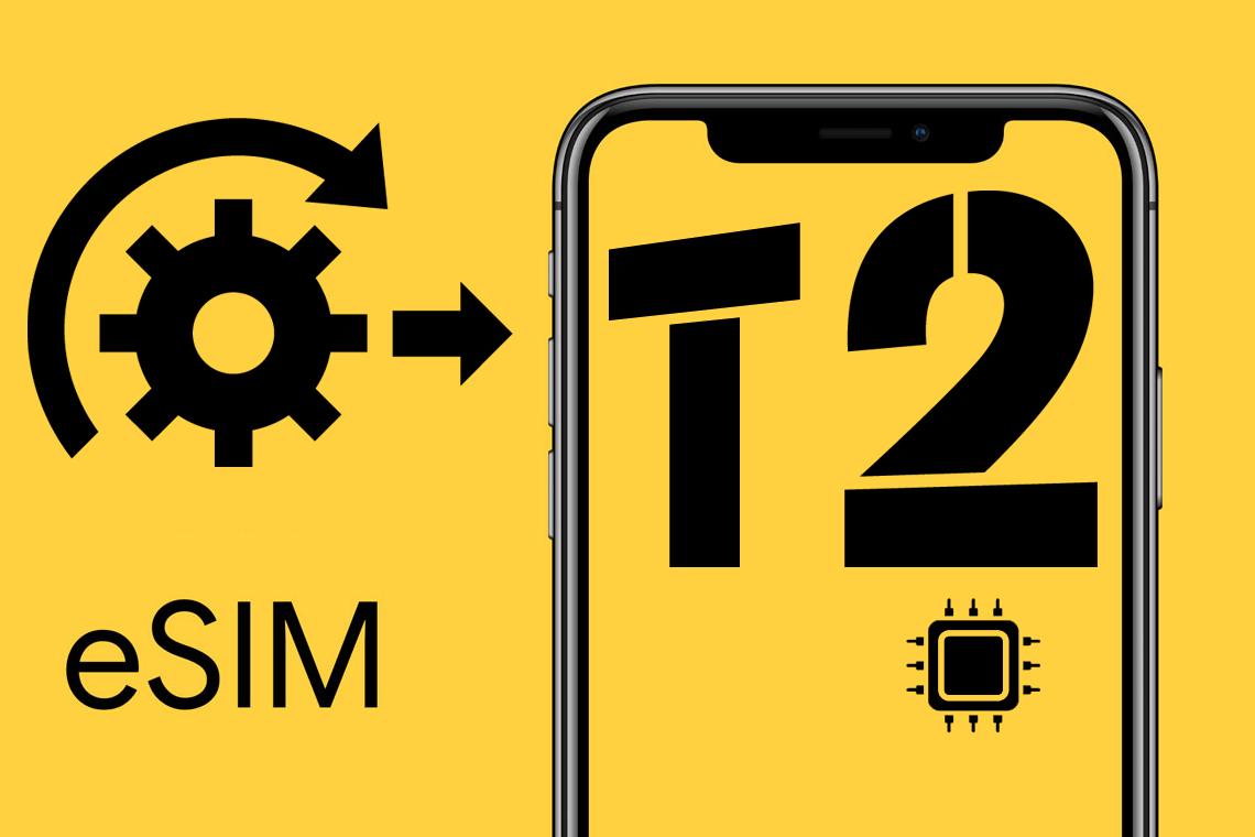 Минкомсвязи попросило Tele2 остановить подключение по технологии eSim