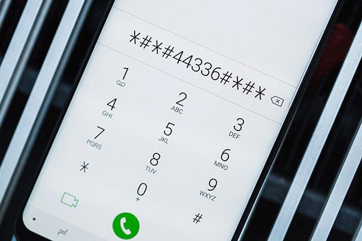 Секретные коды для управления телефоном