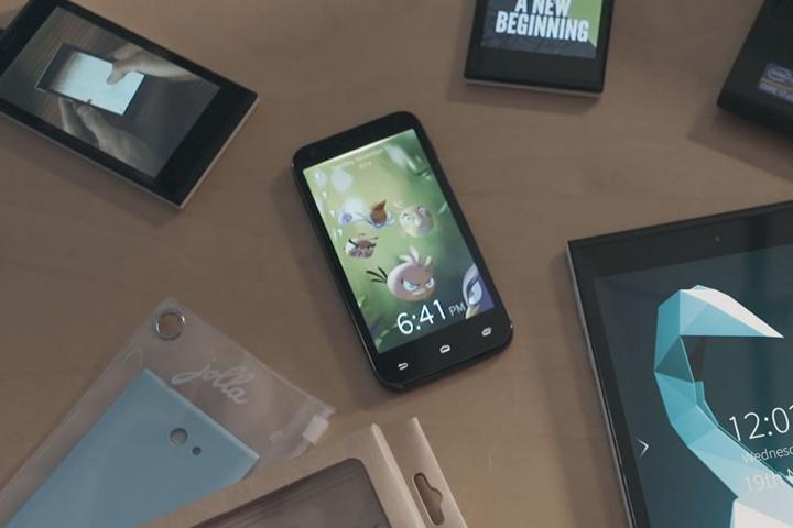 В России готовят новые смартфоны на отечественной операционной систем