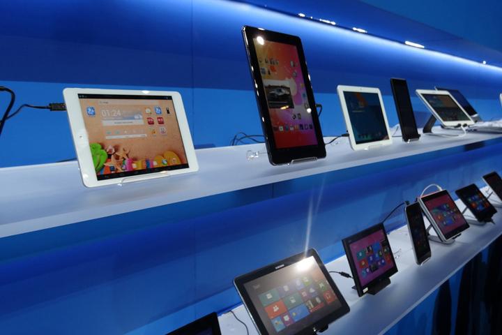 Рынок планшетов в России оценили разнонаправленно