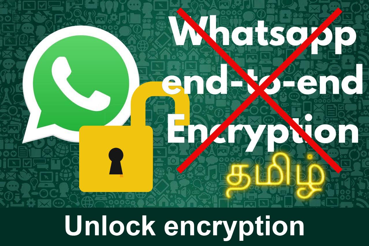 WhatsApp отказывается от шифрования переписки
