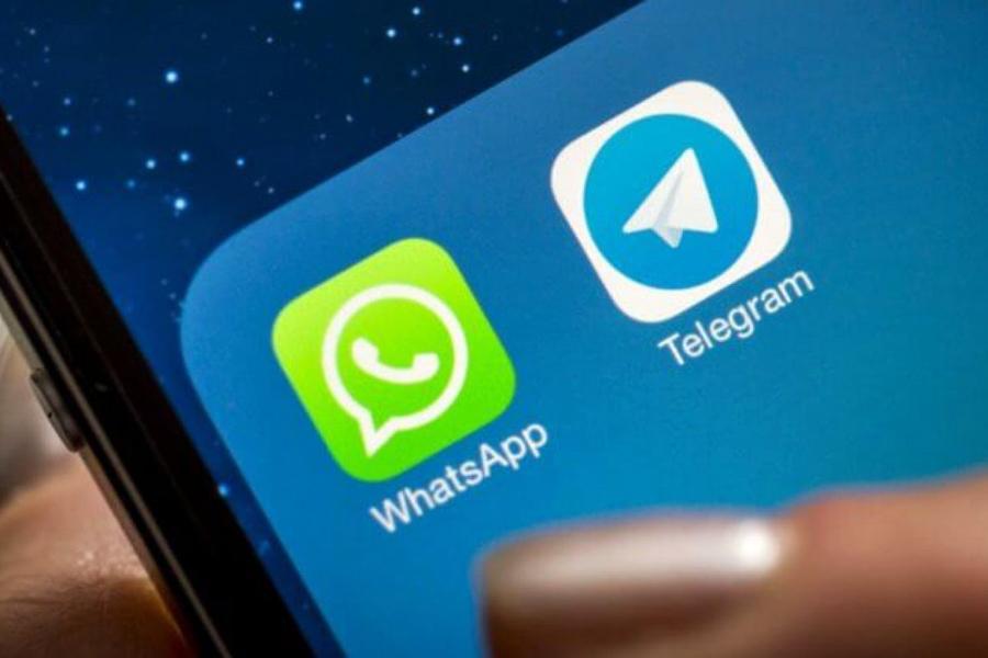 В Telegram можно перенести переписку из других мессенджеров