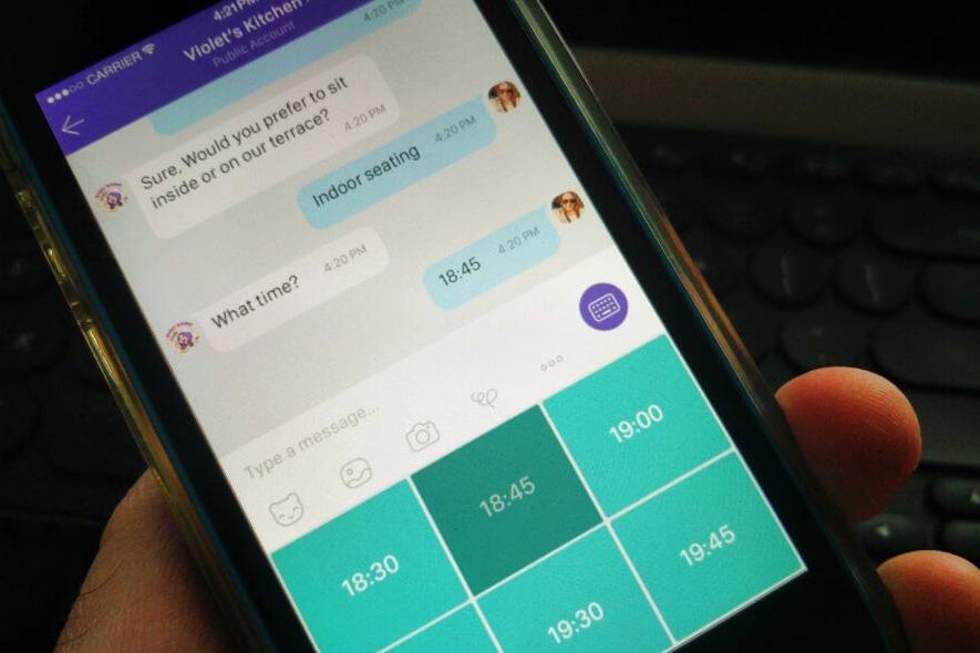 Viber запустил публичные аккаунты для брендов