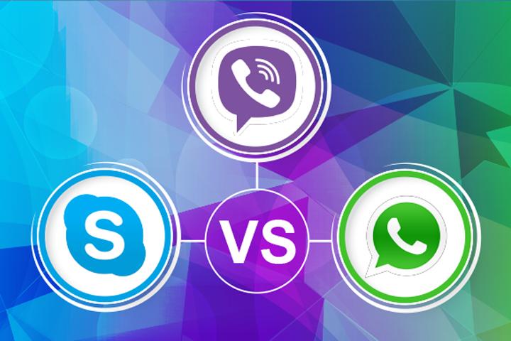 Самым популярным мессенджером среди клиентов Yota стал WhatsApp