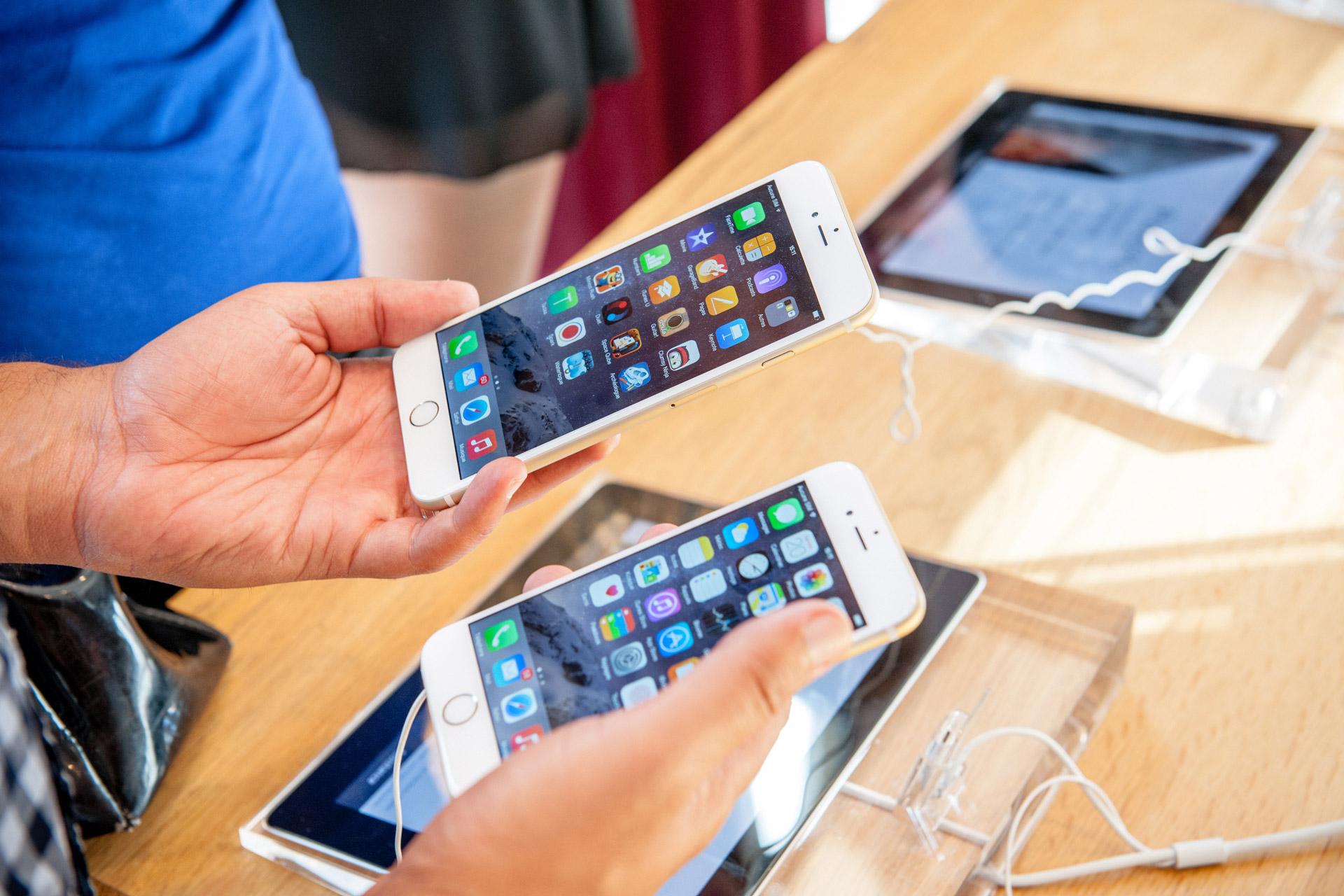 «Евросеть» начала менять старые смартфоны на новые с фиксированной скидкой