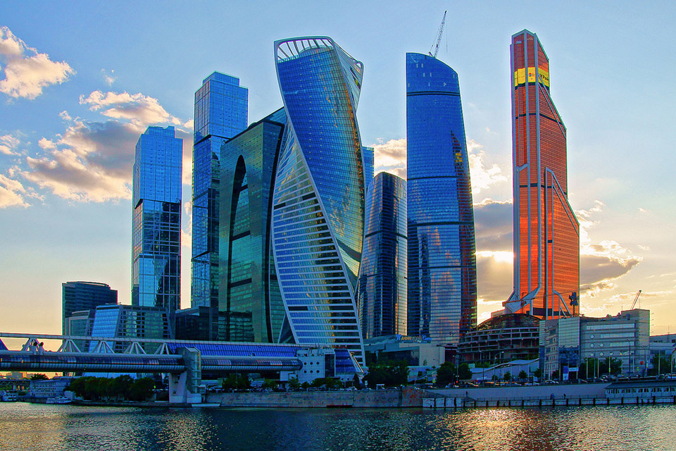 «МегаФон» может поселиться в «Москва-Сити»