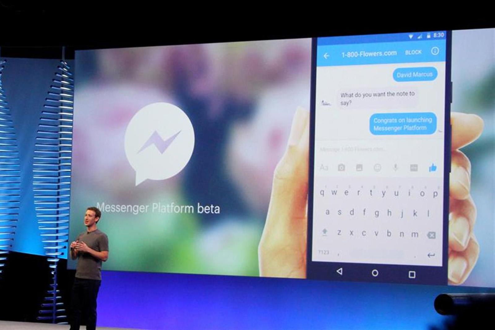 Facebook встроил неотключаемую видеорекламу в мессенджер