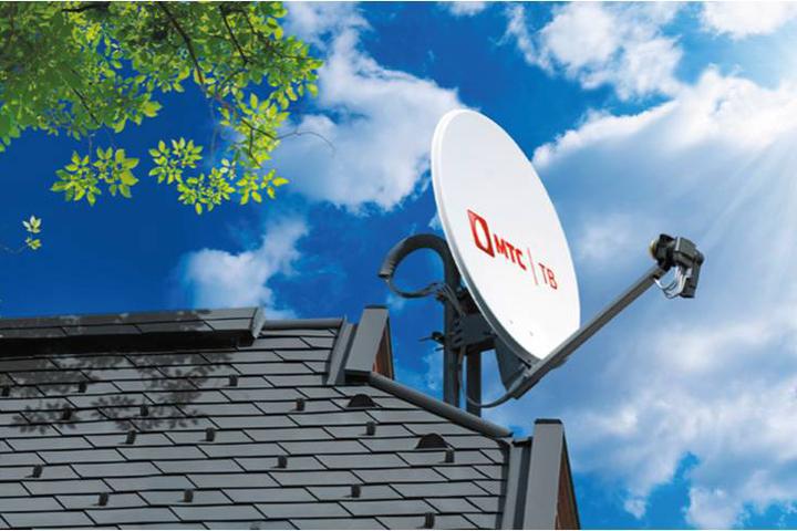 МТС предлагает спутниковое ТВ без платы за оборудование