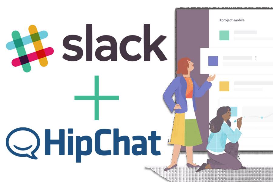 Slack купил знаменитый корпоративный мессенджер HipChat
