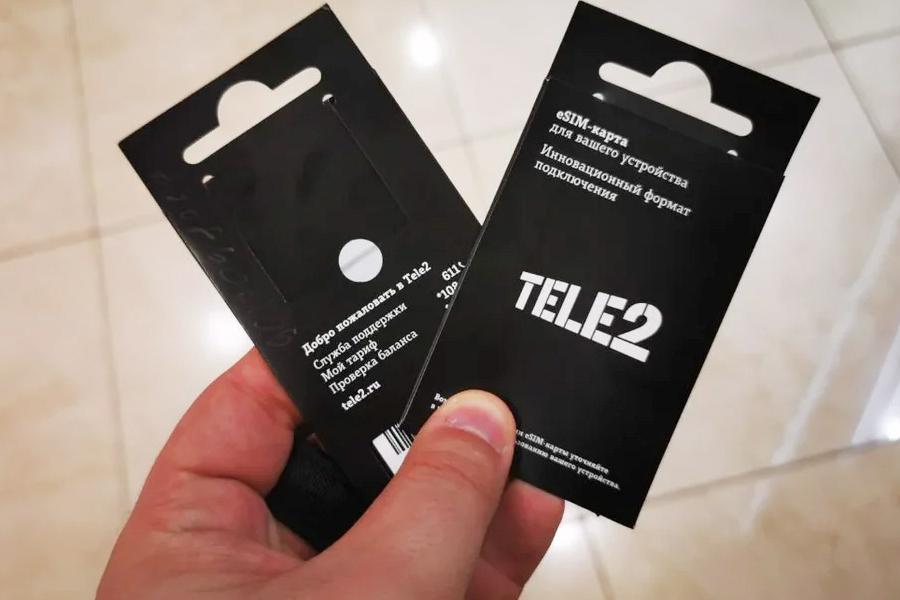 Магазины «М.Видео» и «Эльдорадо» начали продавать eSIM Tele2 по всей России