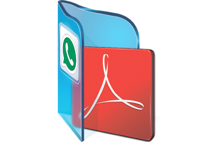 WhatsApp научился отправлять PDF файлы
