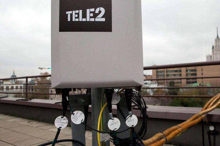 Tele2 досрочно установила 500 базовых станций на социально значимых объектах