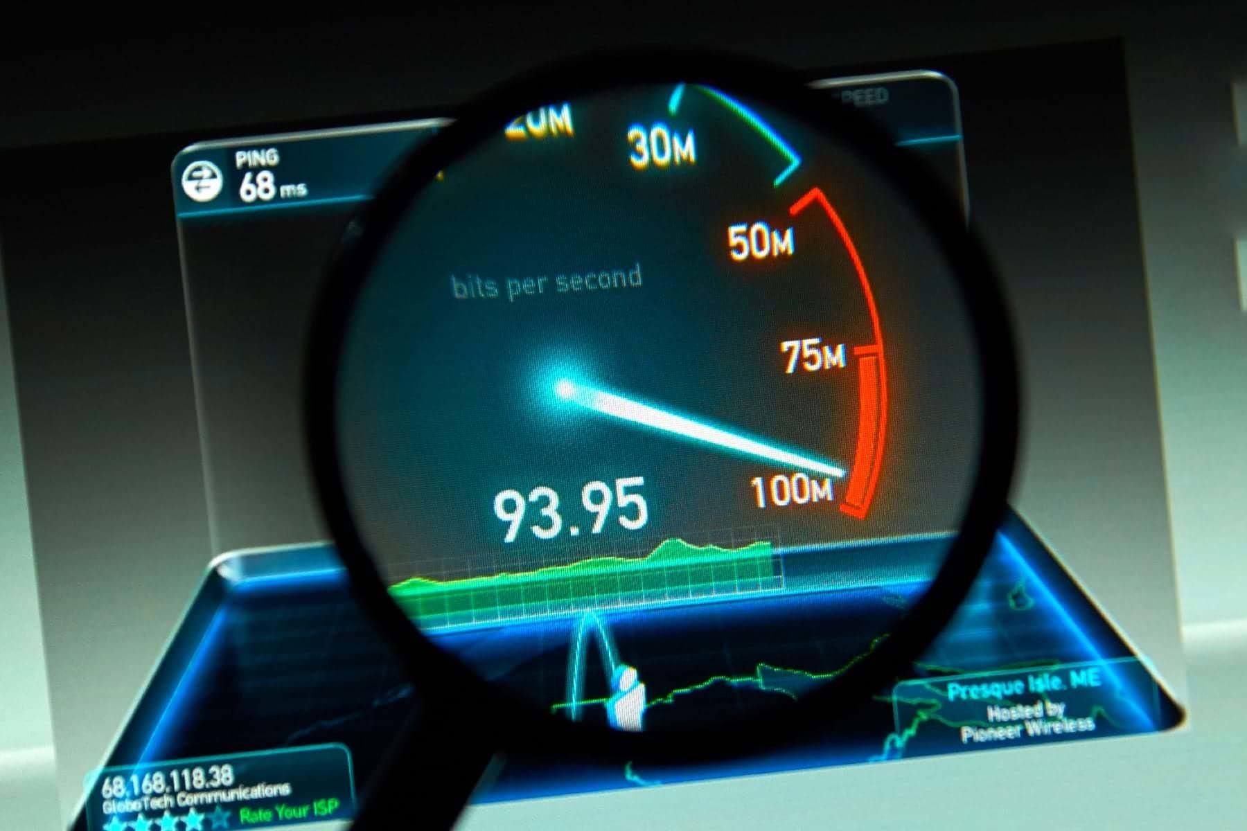 Стало известно на каком месте находится Россия в рейтинге стран по скорости проводного интернета