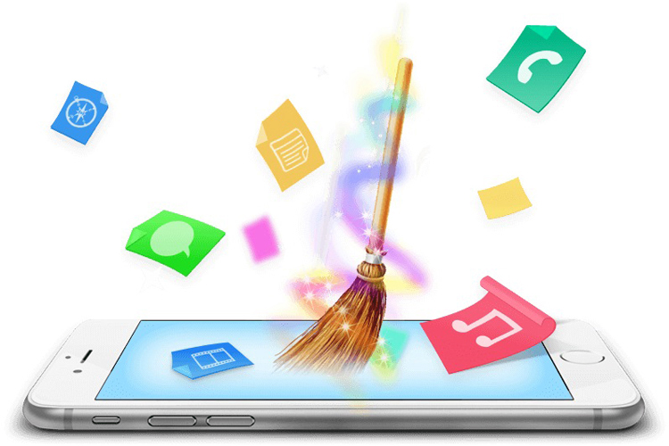 Смартфоны необходимо регулярно чистить