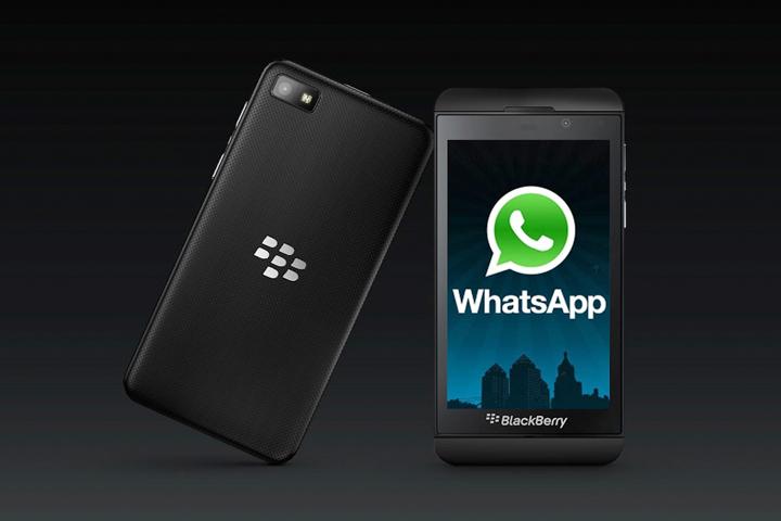 WhatsApp прекратит поддержку устройств на ОС BlackBerry и Nokia