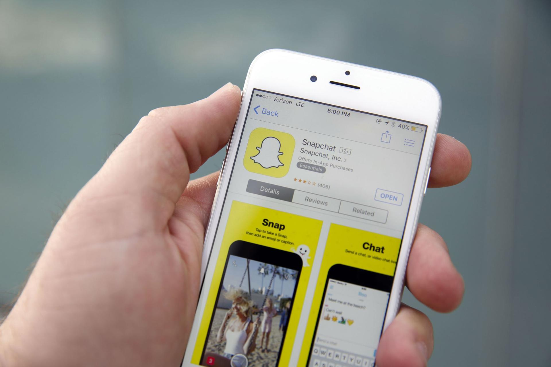 Snapchat отчитался об убытке в $2,21 млрд