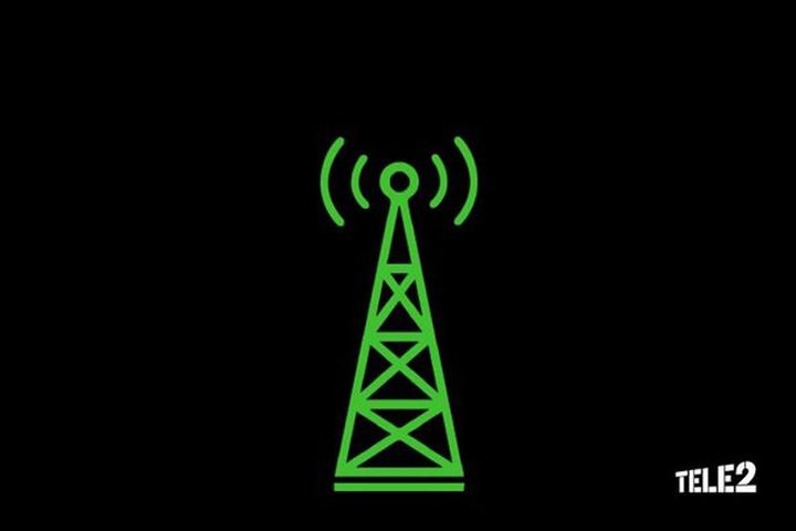 Tele2 стала лидером по динамике строительства сетевой инфраструктуры в России