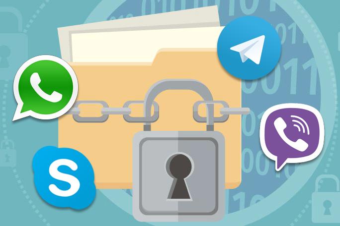 ФСБ обязала мессенджеры предоставить ключи шифрования в течение 10 дней