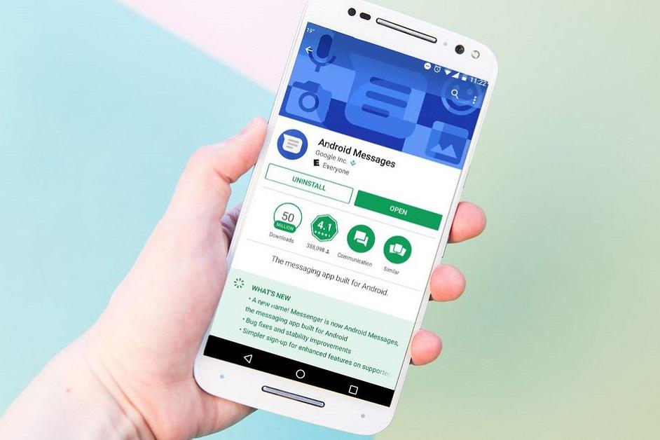 Google из Android Messages сделает универсальный мессенджер