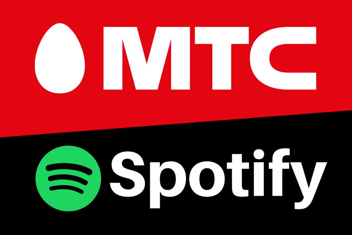 МТС заключила партнерское соглашение со Spotify – абонентам доступно 6 месяцев бесплатной музыки