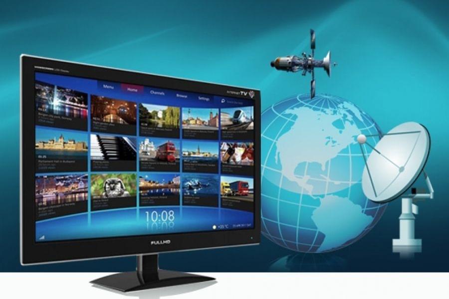Россияне получат бесплатное спутниковое телевидение
