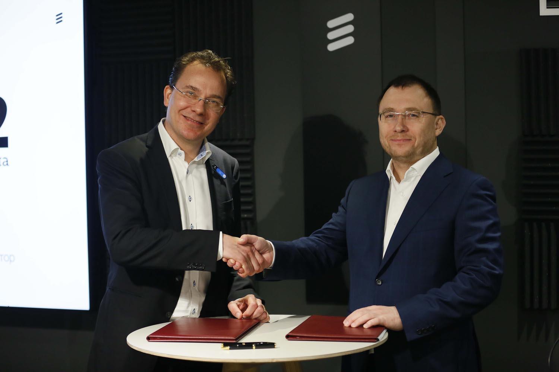 Tele2 и Ericsson подготовят сеть к запуску 5G