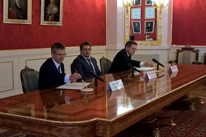 Tele2 и правительство Москвы договорились о сотрудничестве