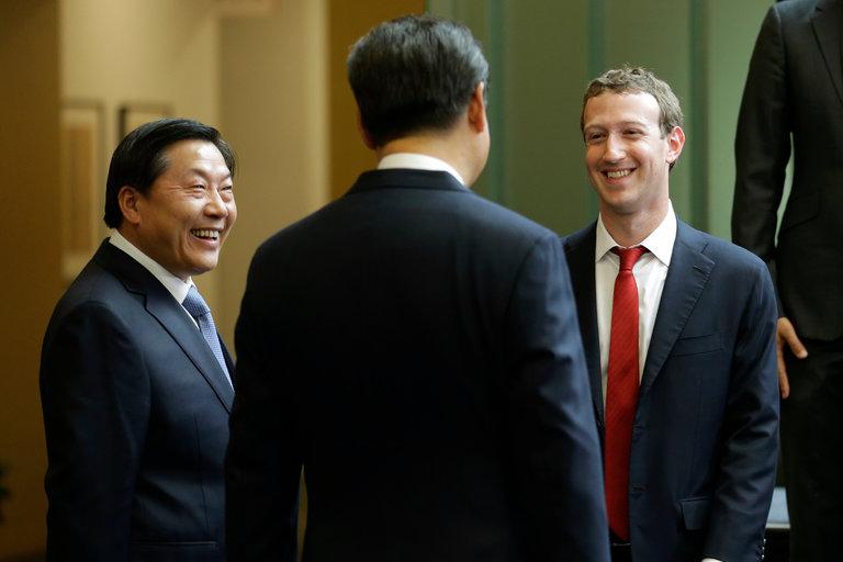 Facebook пытается вернуться на китайский рынок