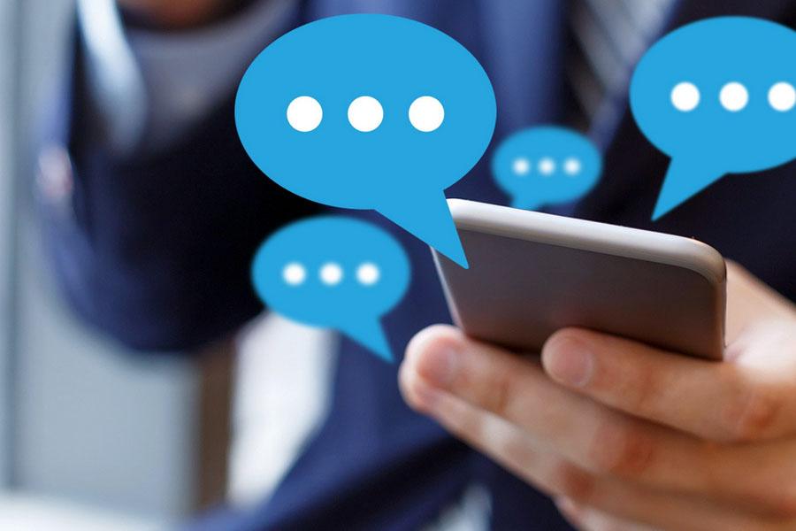 Пользователи почти полностью отказались от SMS и перешли на мессенджеры