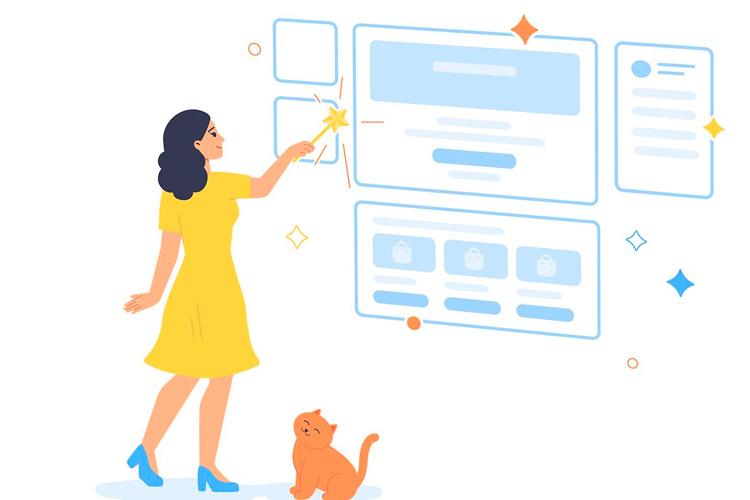 В «ВКонтакте» можно бесплатно создать сайт для бизнеса
