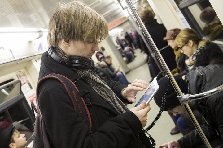 Tele2 запустил 4G на семи станциях Московского метрополитена