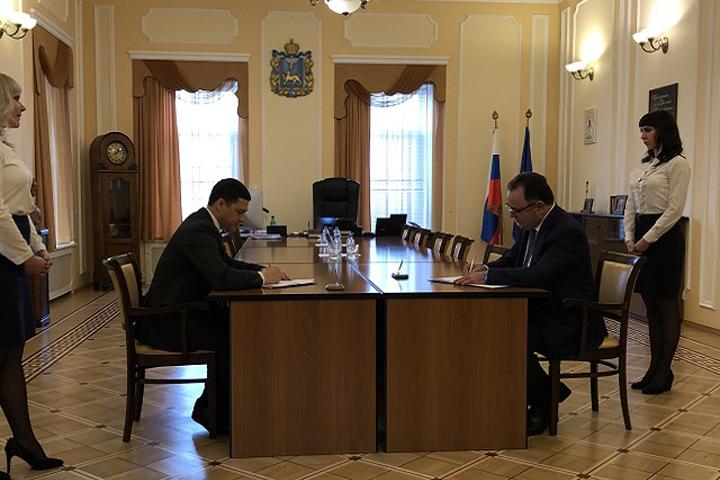 «МегаФон» поможет развивать цифровую экономику в Пскове