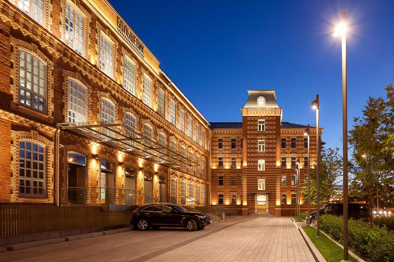 Штаб-квартира «Билайна» в 2019 году переедет в новый офис